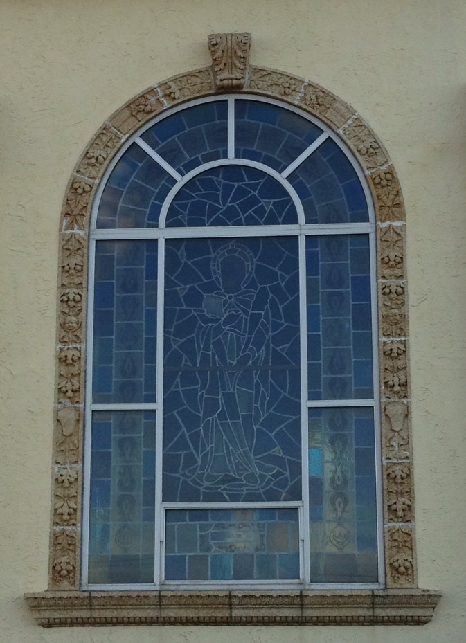 church window 1